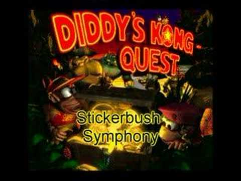 Donkey Kong Country 2 Soundtrack: Bramble Blast