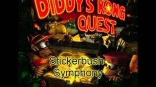 Repeat youtube video Donkey Kong Country 2 Soundtrack: Bramble Blast