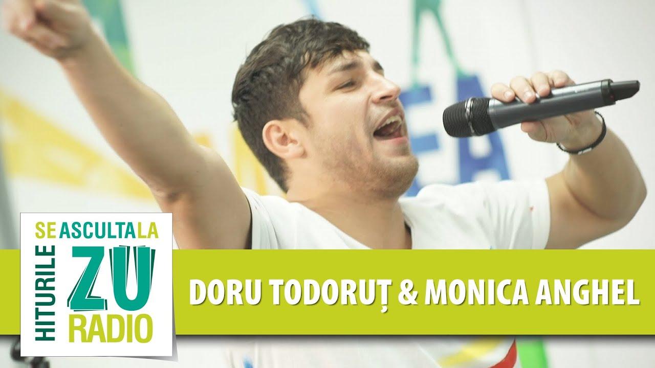 Doru Todorut si Monica Anghel - Maramures, plai cu flori (Live la Marea Unire ZU)
