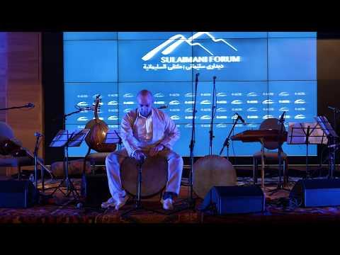 Hazhar Zahawi and Loor Music Group   Sulaimani Forum 2017