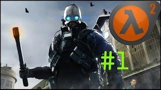 Half-Life 2 Cinematic Mod Прохождение Часть 1 Стартуем=)