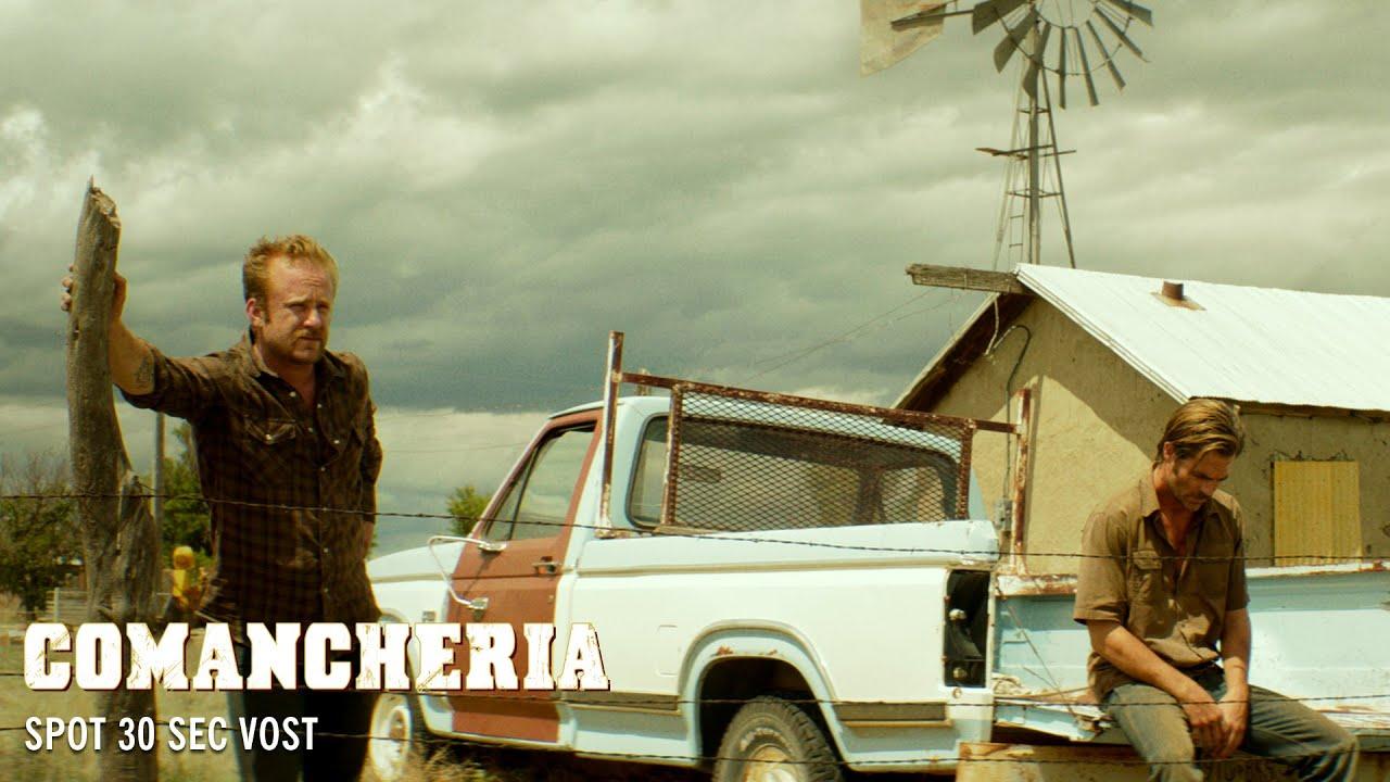 COMANCHERIA - Spot 30 sec (VOST) - Un film de David Mackenzie