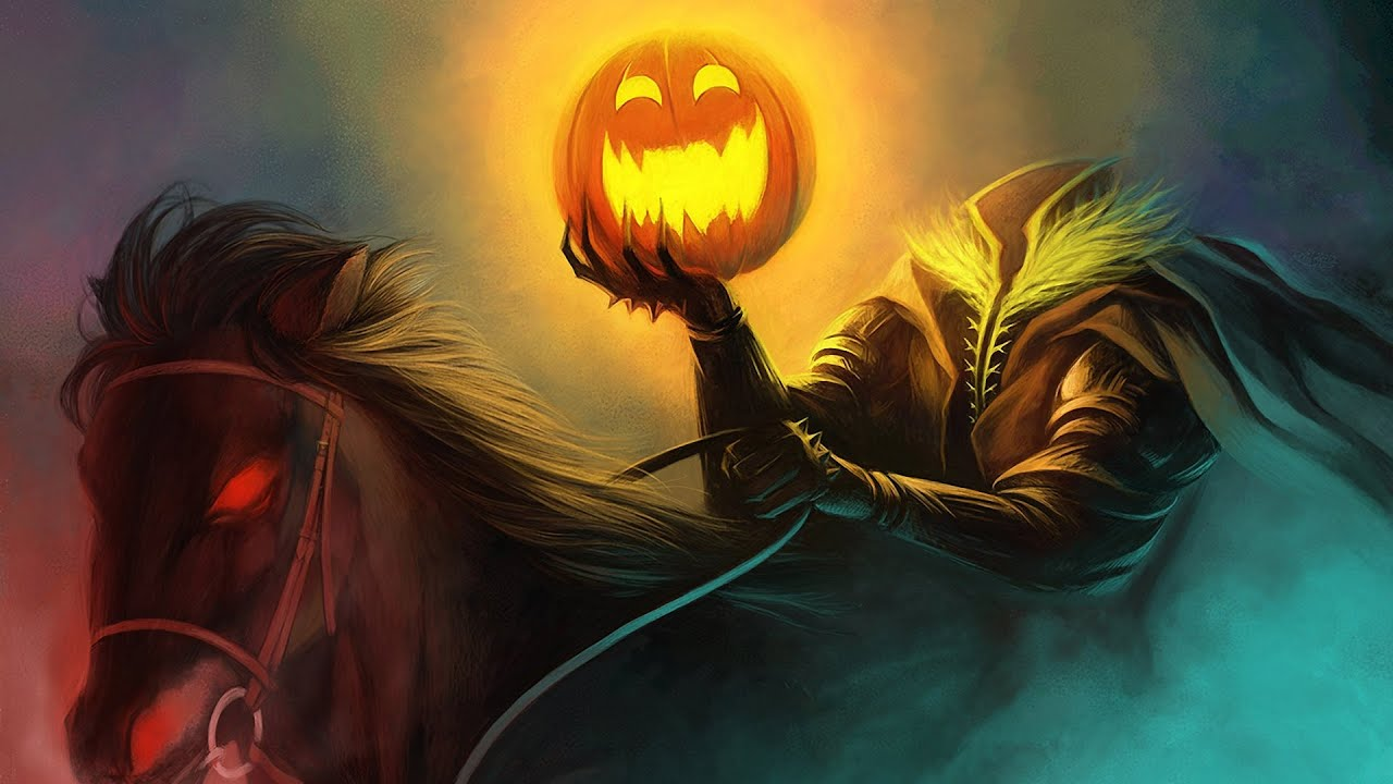 Image result for headless horseman