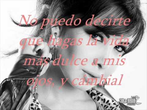Nancy Ajram- Fe Hagat en español