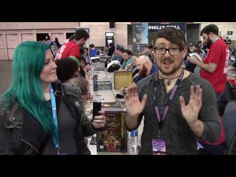 PAX Unplugged Cutthroat Kingdoms Interview