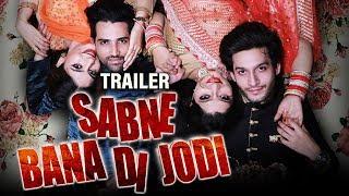 Offical Trailer SABNE BANA DI JODI   Arjun Manhas   Neha Lahotra   Tariq Imtyaz   Sanam Ziya