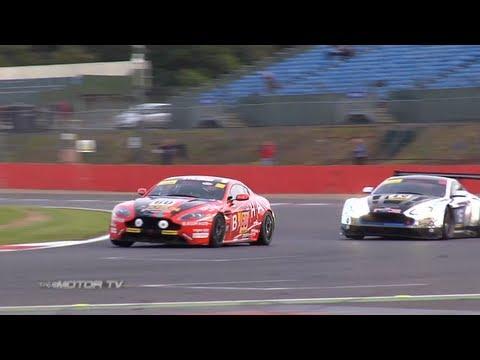 MotorTV - Britcar 24hr Endurance Silverstone 2012