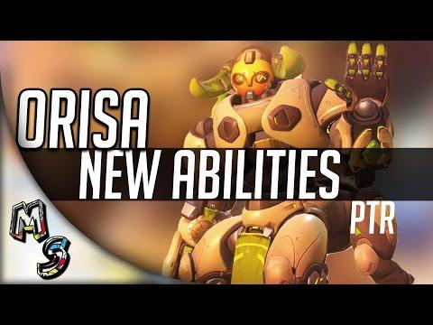 Overwatch: Orisa Overview & Abilities