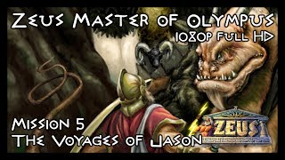 Zeus Master of Olympus - Let's build a city! Ancient Greece, Part 11 | 1080p
