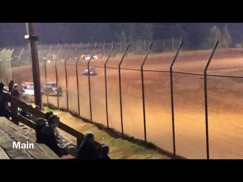 5/18/19 Stock 4 Harris Speedway