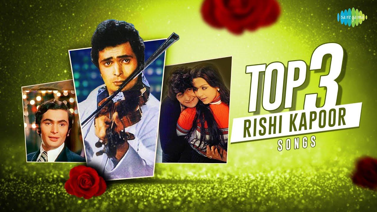 Top Rishi Kapoor Songs | Main Shair To Nahin | Dard-E-Dil Dard-E-Jigar | Tere Chehre Se Nazar Nahin