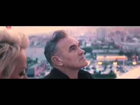 Morrissey y Pamela Anderson juntos en inusitado video