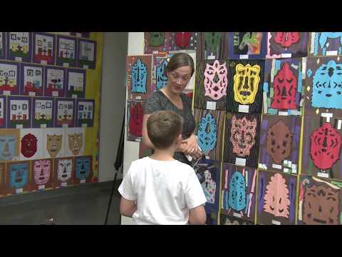Wild Rose Elementary Art Festival