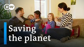 Climate heroes - carbon neutral living | DW Documentary (Environment documentary)