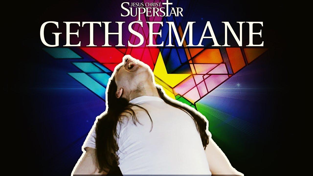 Jason Crosby - Gethsemane (from 'Jesus Christ Superstar')