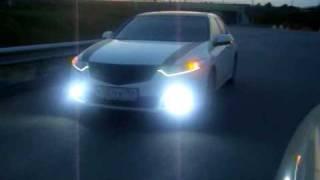 Honda Accord Vlll. Led tuning by Alterna Light Studio