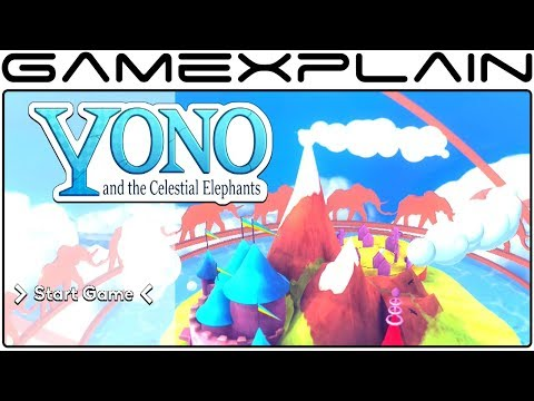 Yono and the Celestial Elephants - Game & Watch (Nintendo Switch)