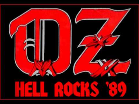 OZ (Swe/Fin) - Hell Rocks [Unreleased Song...