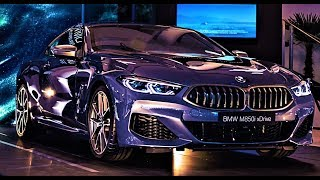 NEW - 2019 BMW 8 Series Coupe M850i 4.4L V8 Carbon Core Sport - Exterior and Interior Full HD 1080