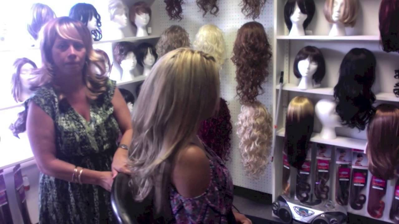12 Wig And Ponytail With Ana Salon Vishay Hair Extensions And