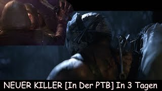 🔪LIVE🔴 Dead by Daylight - NEUER KILLER In 3 Tagen in der PTB ? - MrAdi390