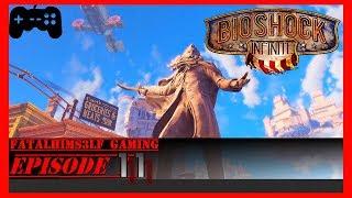"""Video BioShock Infinite """"Let's Play"""" Episode 11: Most Insane Battles I've Encountered Yet! download MP3, 3GP, MP4, WEBM, AVI, FLV Juli 2018"""