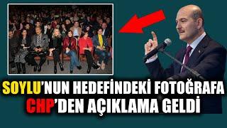 Gambar cover CHP'den Demirtaş'ın Devran'ını Dilek İmamoğlu ve Selvi Kılıçdaroğlu'nun izlemesi ile ilgili açıklama