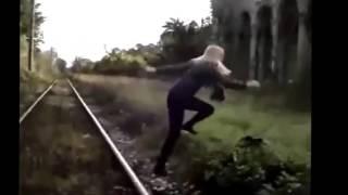 Видео приколы с бабами лучшие смешные видео приколы с бабами