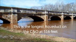 Monocacy Aqueduct and Sugarloaf Mountain