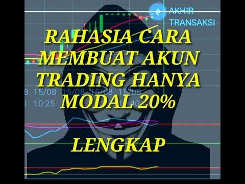 strategi-membuat-akun-trading-dengan-modal-hanya-20%