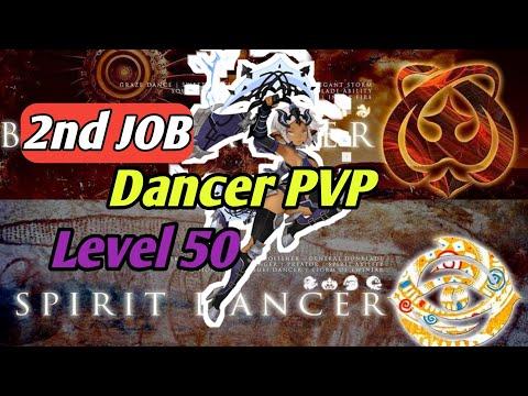 2nd Job Dancer PVP Level 50 Dragon Nest M