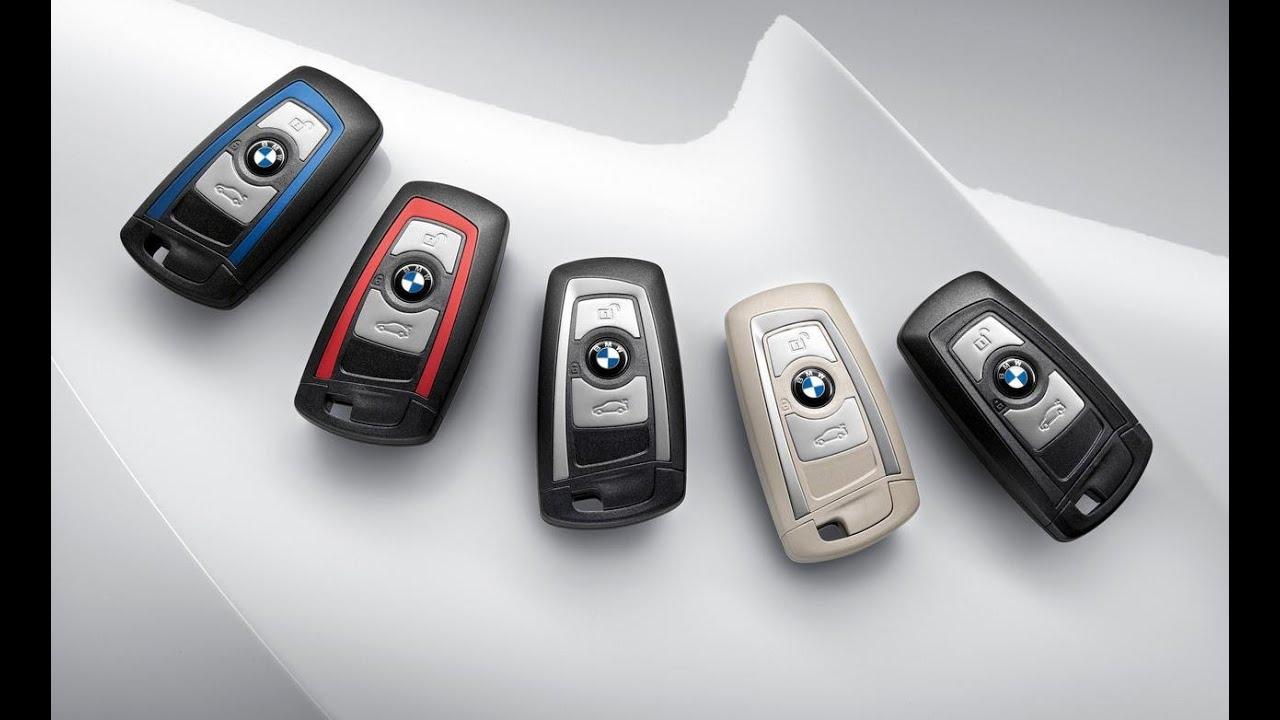 EASY NEW BMW key case  YouTube