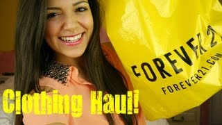 Clothing Haul!: Tilly