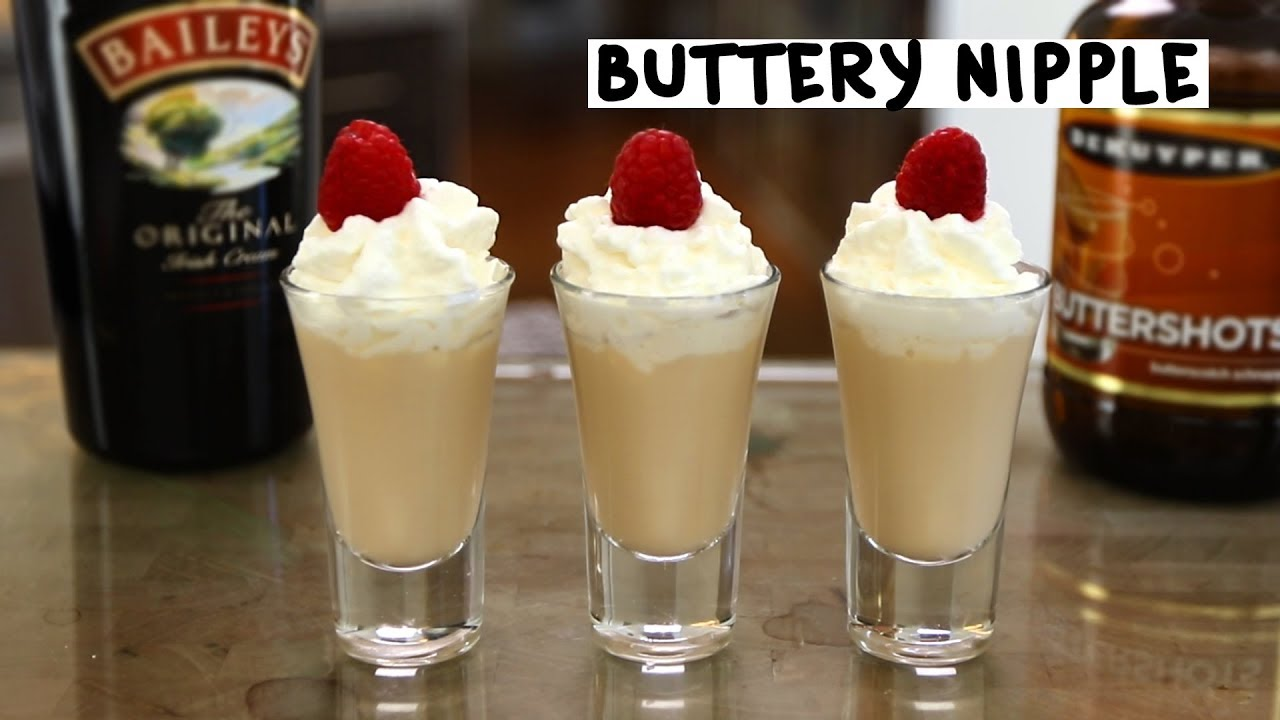 Buttery Nipple Shot Tipsy Bartender,Brandy Alexander Drag Queen