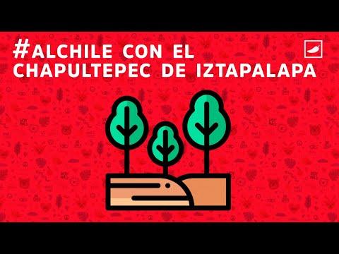 #AlChile con el Chapultepec de Iztapalapa