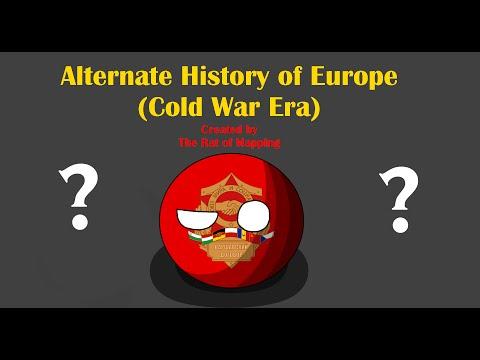 Alternate History of Europe in Countryballs (Cold War Era) Ep.7: Novoism rises