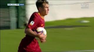 PRIMAVERA 1: Roma - Empoli 1-4