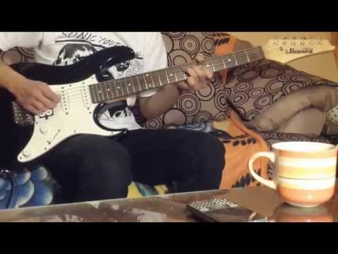 Just Radiohead Guitar Cover - Gonzalo Toloza
