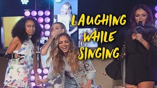 Little Mix - Laughing While Singing