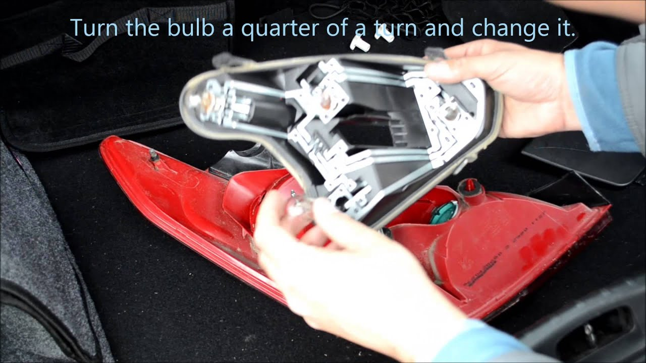 12 Volt Cigarette Lighter Socket Wiring Diagram Rj11 Auto Www Toyskids Co Peugeot 308 Rear Light Cluster Removal And Change