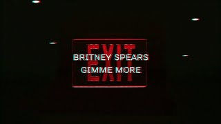 Britney spears - gimme more {slowed and ...