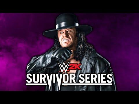 Survivor Series 2020 WWE 2K19 Full Card Playthrough