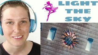 Download KRISTIN MCQUAID FT. GRACE VANDERWAAL - LIGHT THE SKY   REACTION MP3 song and Music Video