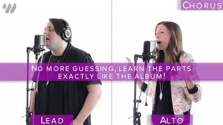 Build My Life - Passion feat. Brett Younker - Vocal Tutorial