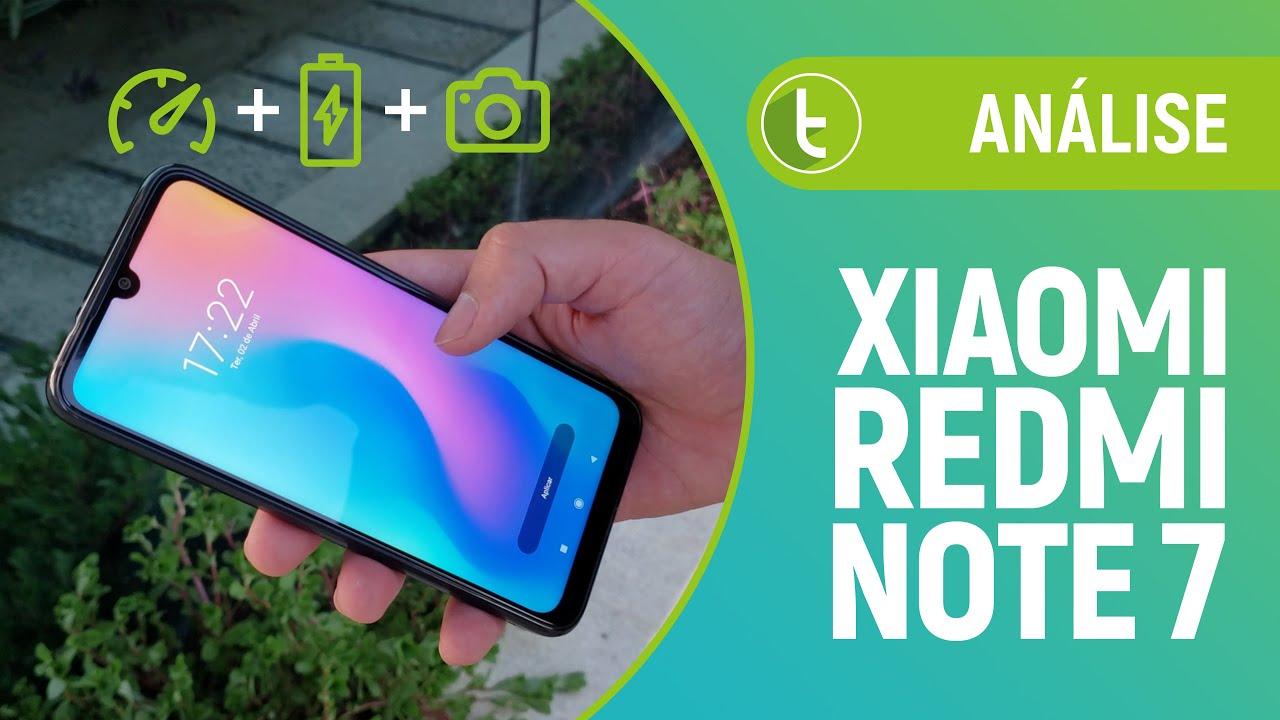Xiaomi Redmi Note 7 inaugura a categoria