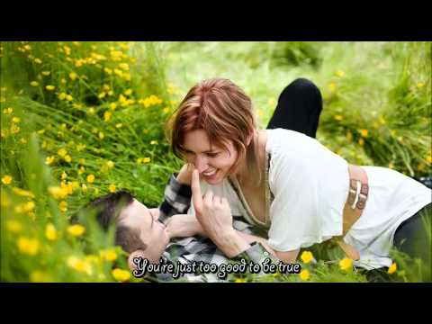 Can't take my eyes off you - ANDY WILLIAMS (lyrics)