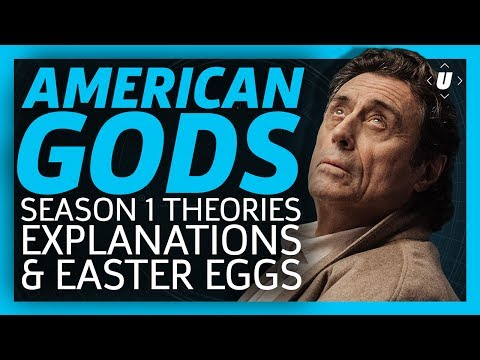 American Gods Season 1: Explanations, Theories and Easter Eggs!