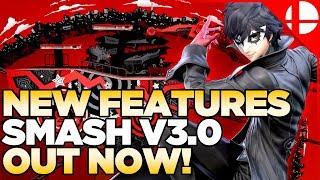 New Features & Joker Info - Smash Ultimate 3.0