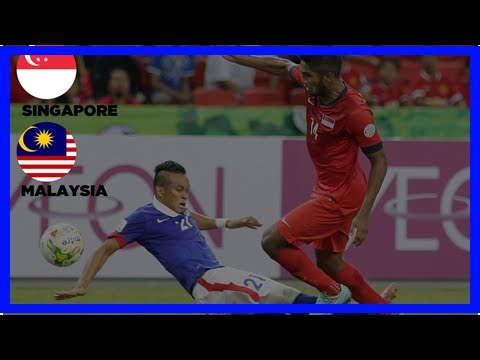 Breaking News | Singapore get Thailand and Azkals, Malaysia up against Myanmar and Vietnam