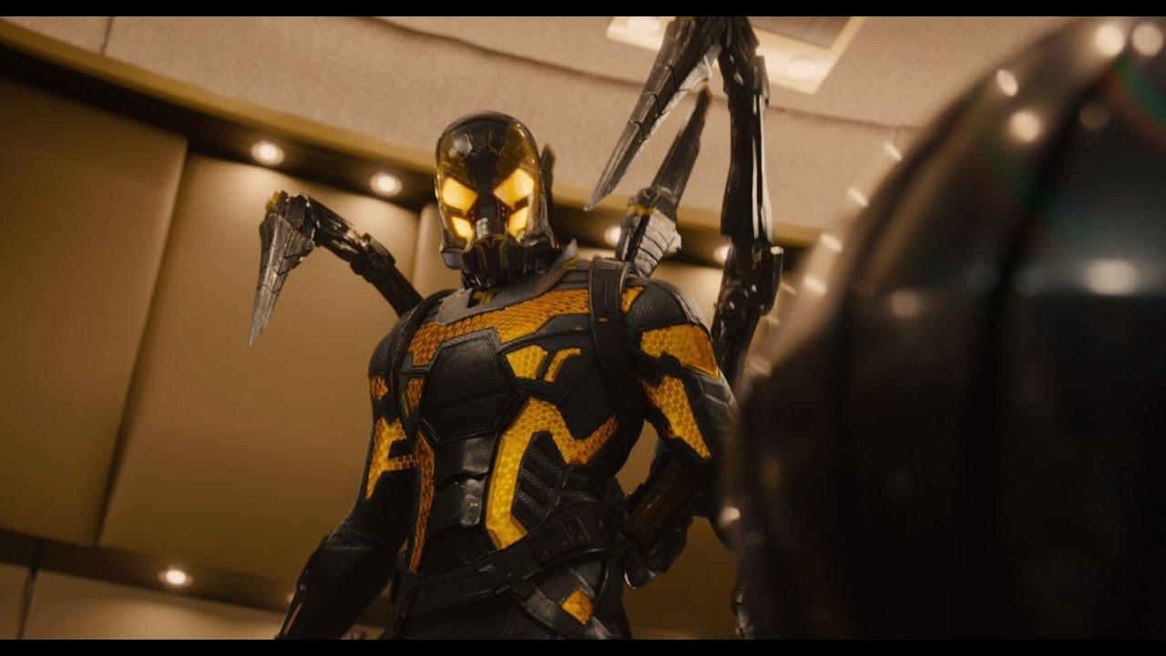Marvel's Ant-Man | Official Trailer